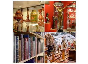 Antiques For Everyone At The N.E.C. Birmingham