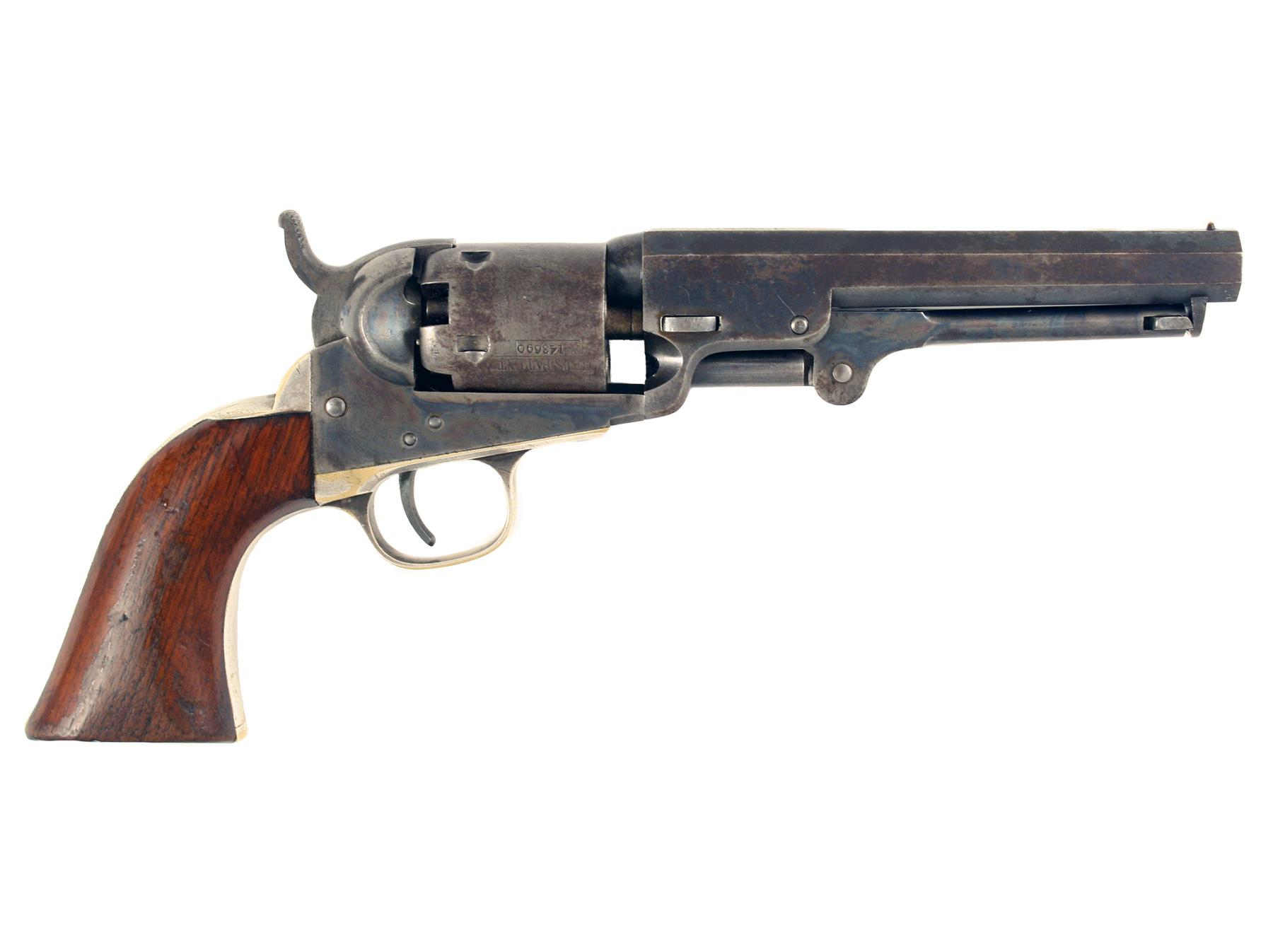 A Colt Pocket Pistol