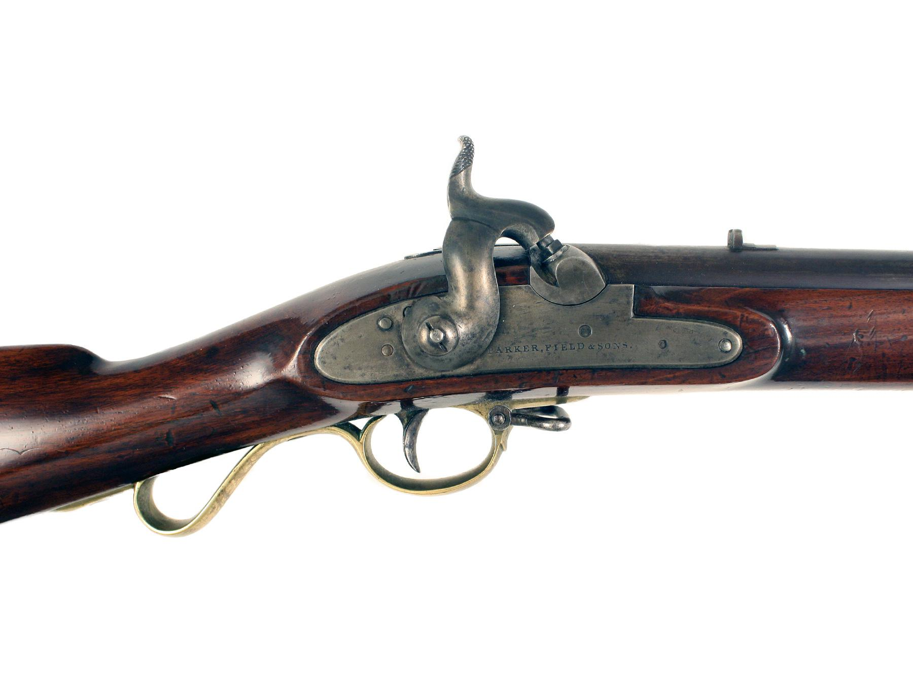 A Parker Field & Son Carbine