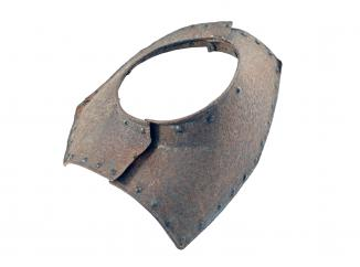 An English Pikemans Gorget, Circa 1600.