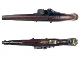 A New Land Pattern Flintlock Pistol