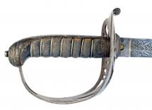An 1854 Pattern Officers Sword of The Scots Guards