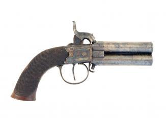 A Very Crisp Turn Over Pistol