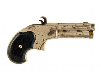 A Remington Rider Five-Shot Magazine Pistol