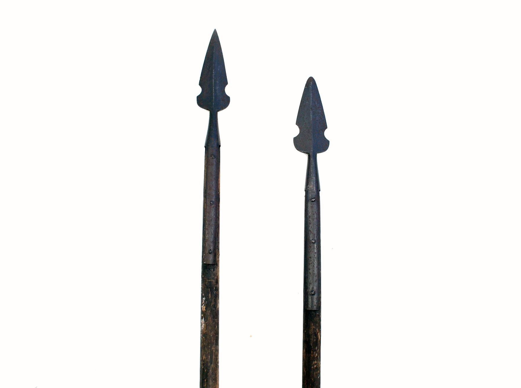 A Pair Of Pikes
