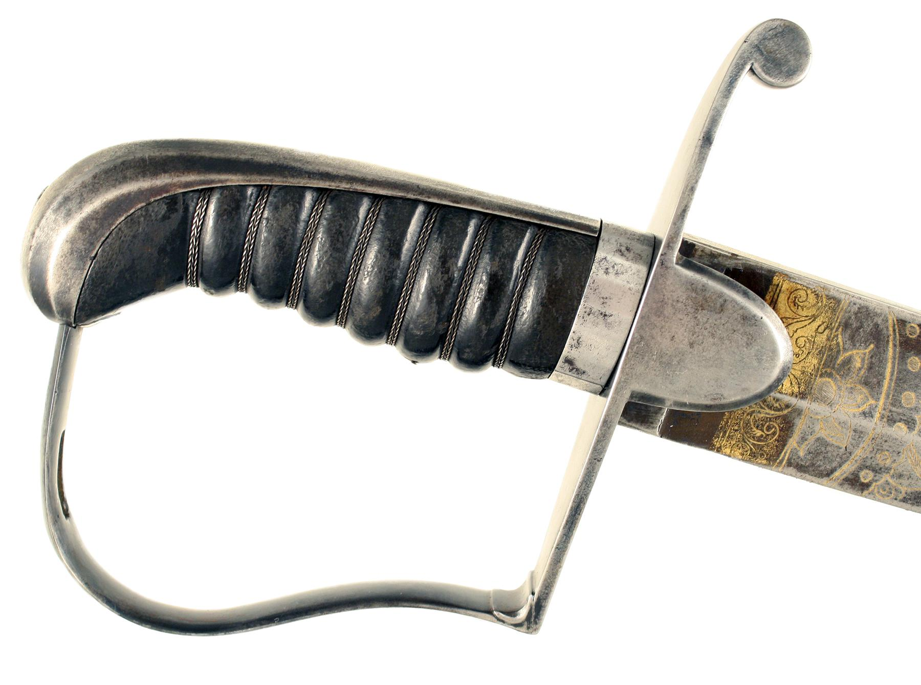 A 1796 Officers Sword