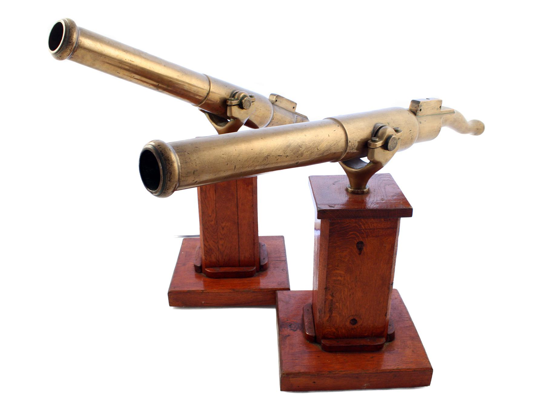 A Pair of Swivel Guns