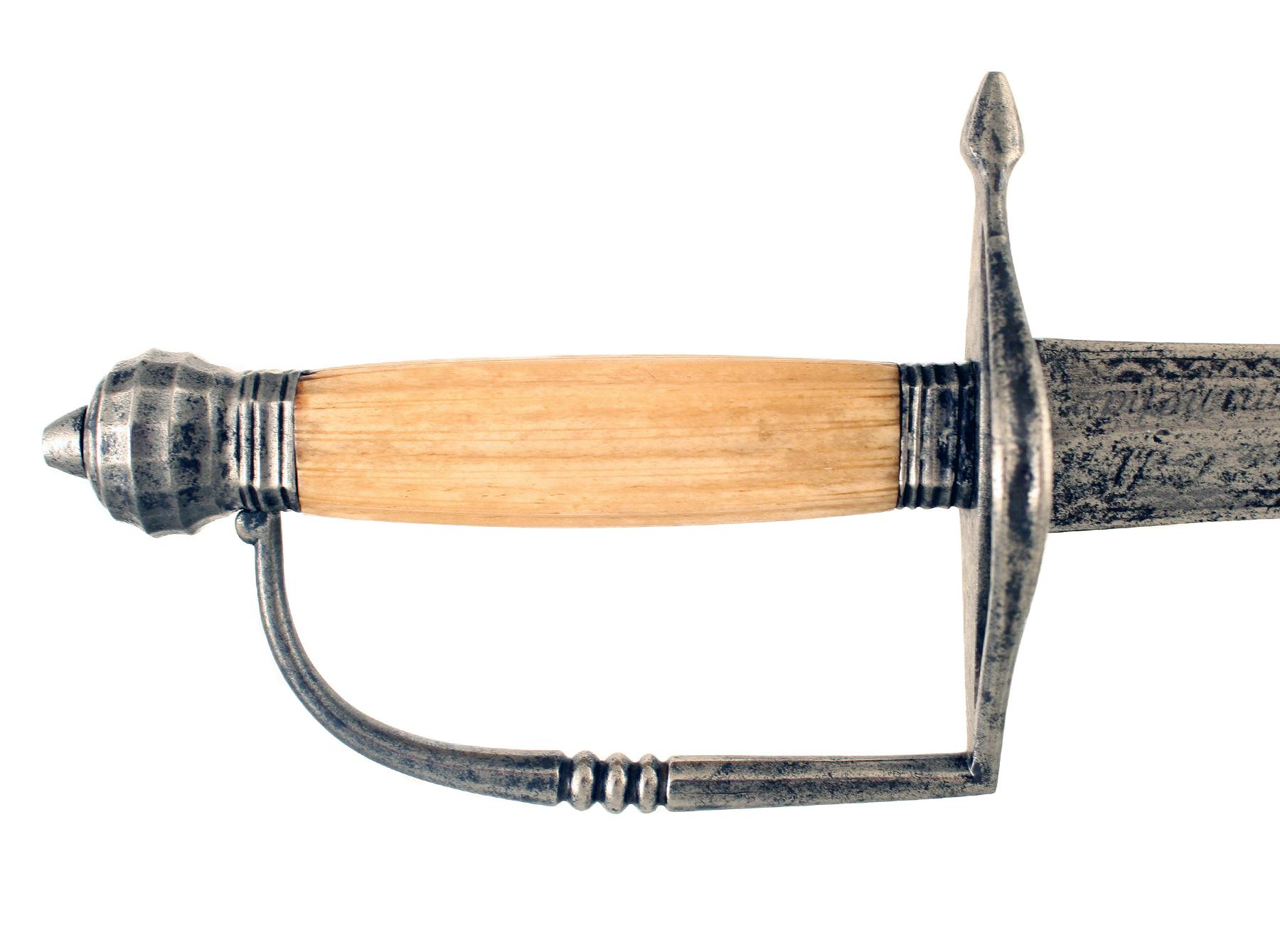 A Spadroon Hilted Sword