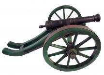 A Dutch Signal Cannon