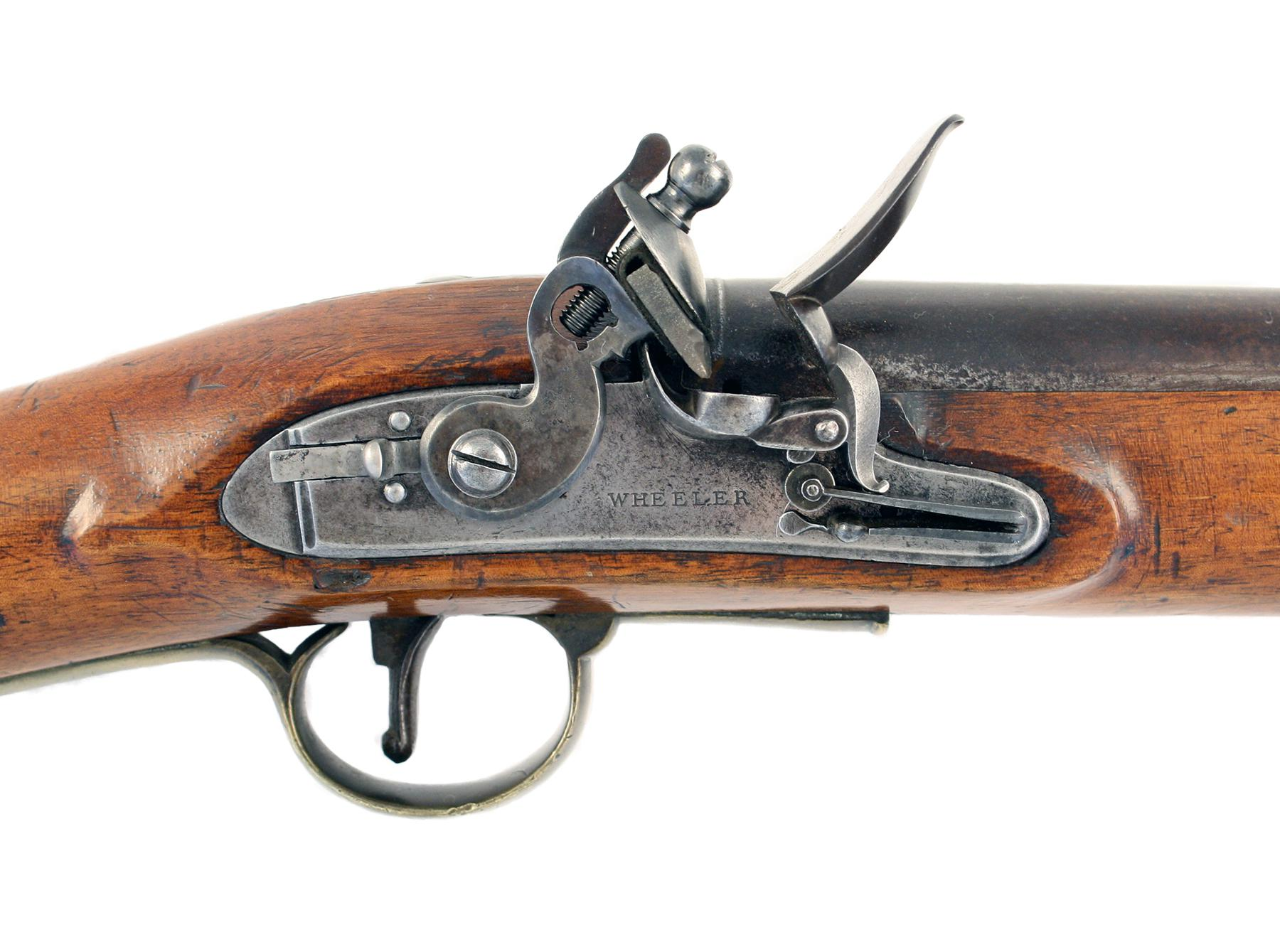 A Paget Cavalry Carbine