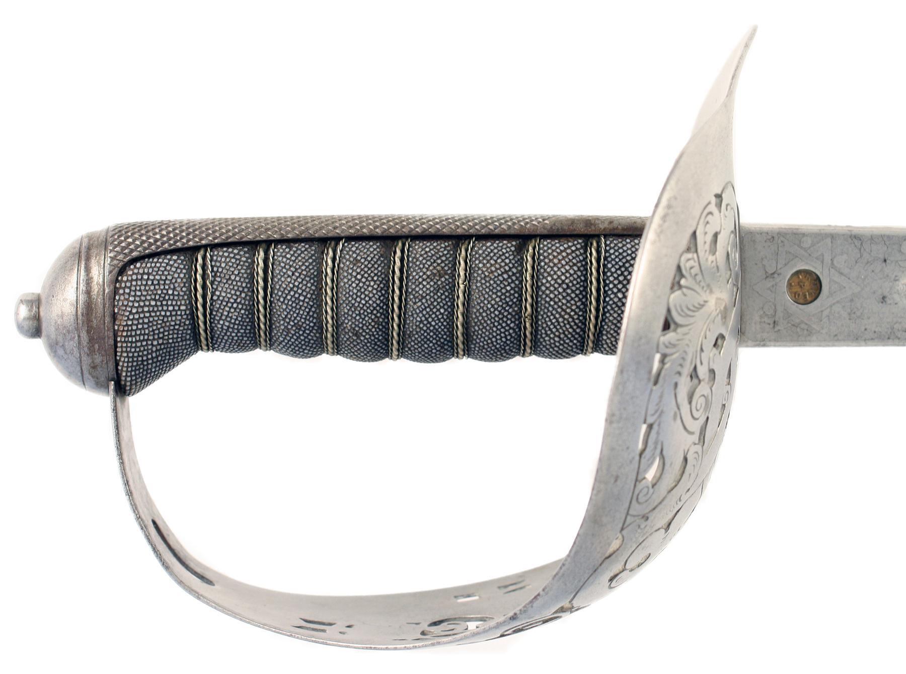An 1897 Pattern Sword