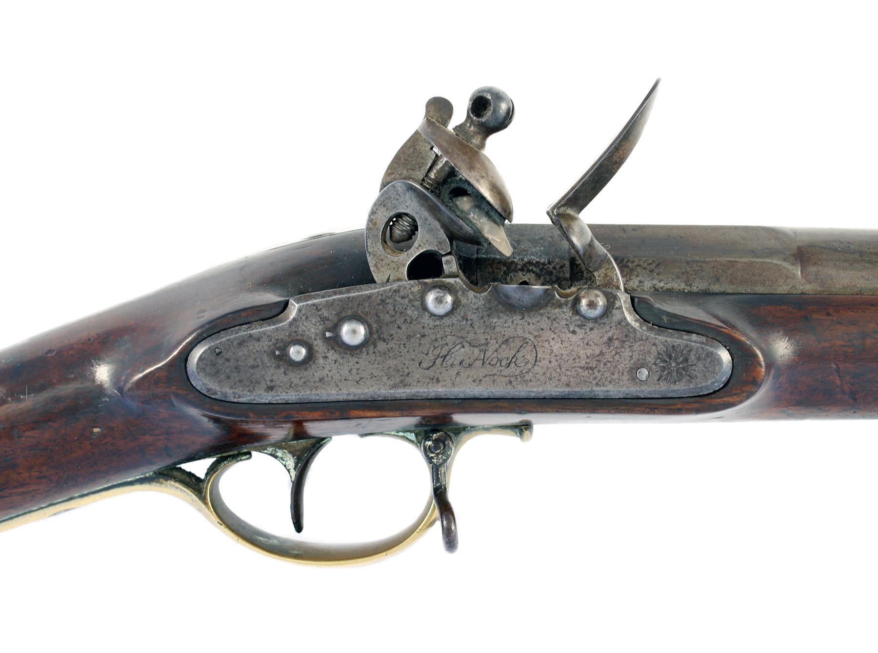 A Henry Nock Carbine