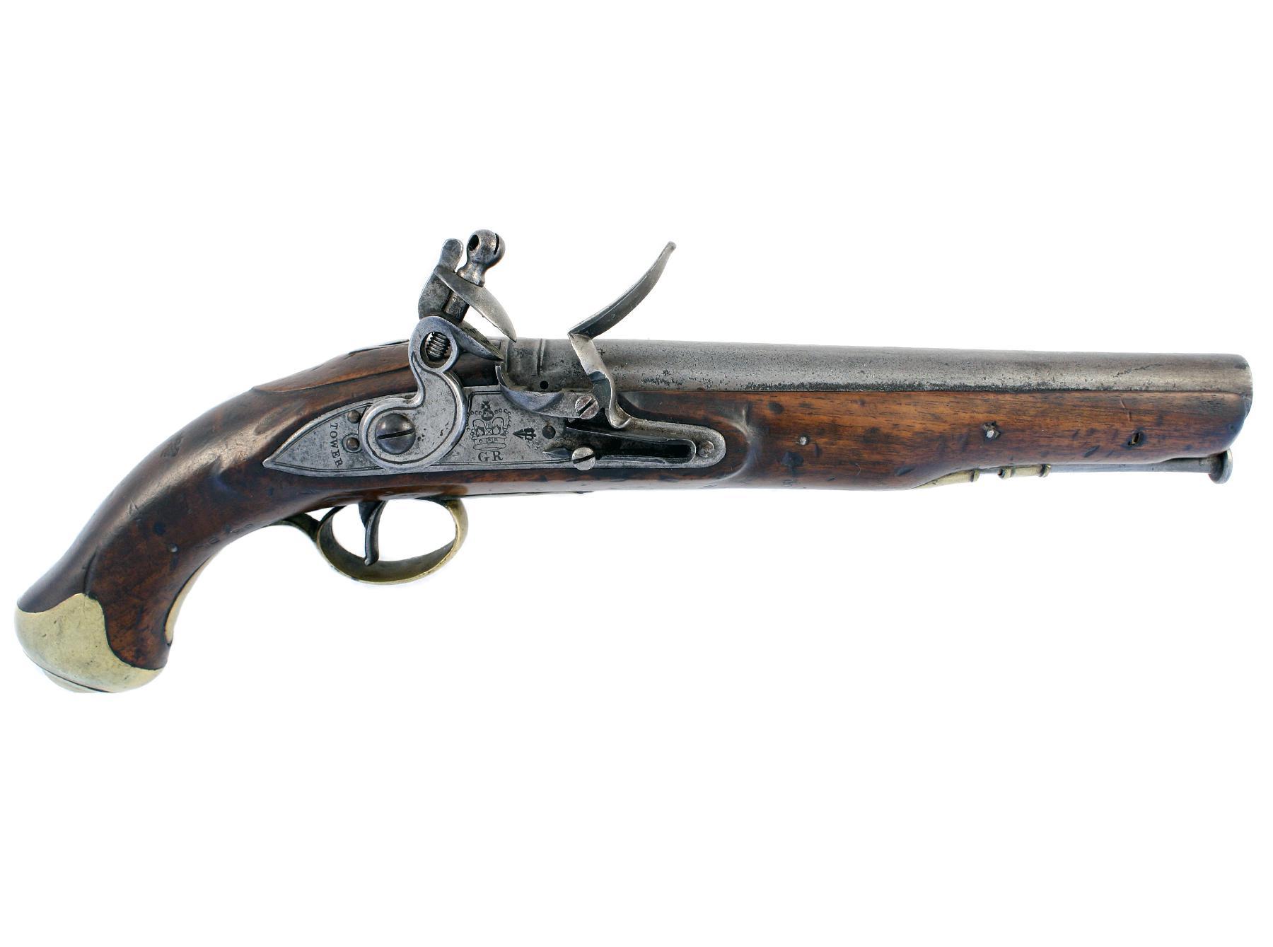 A Light Dragoon Pistol