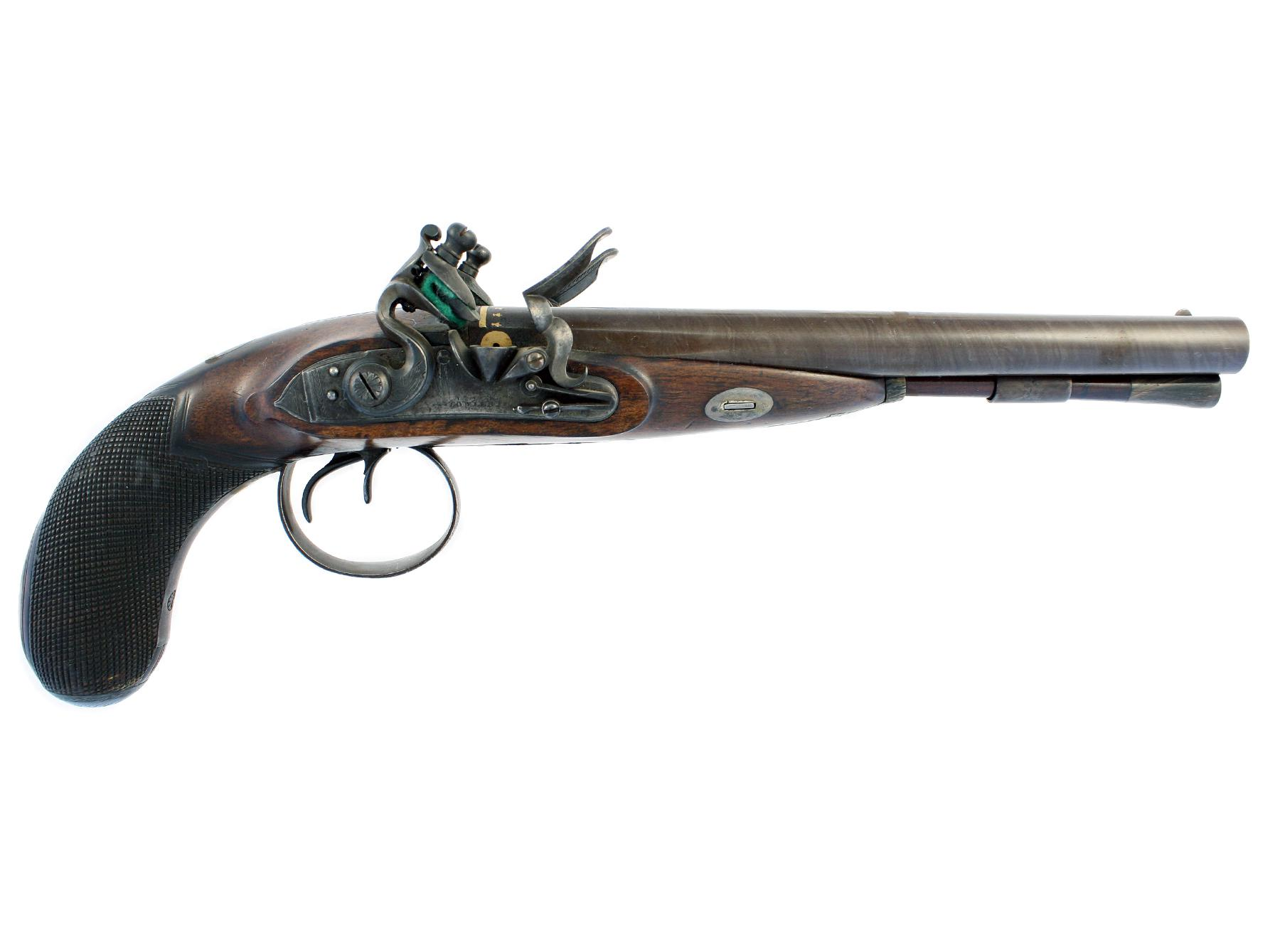 A Fine Carriage Pistol