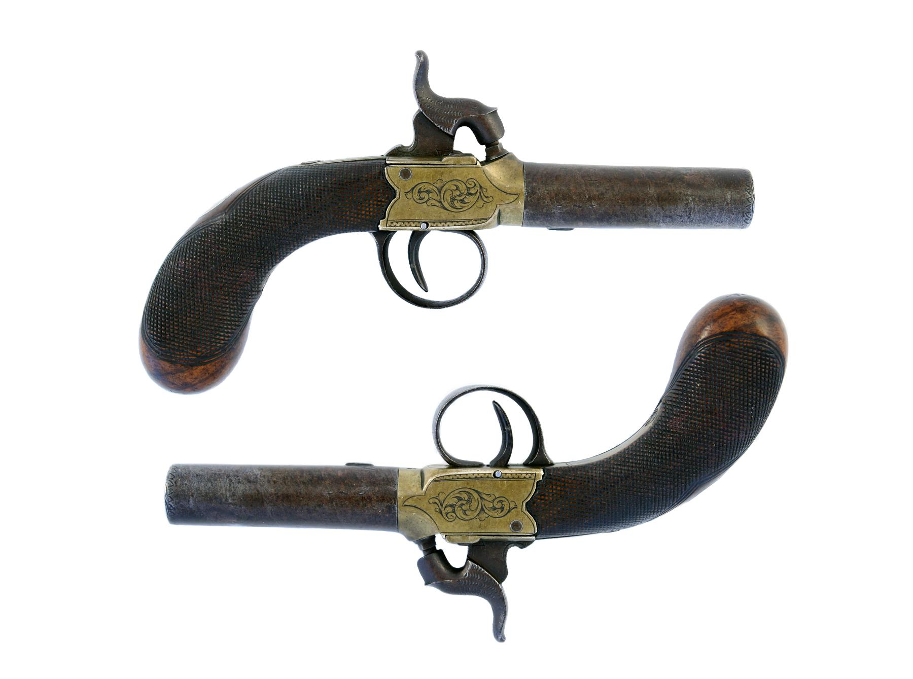 A Pair of Pocket Pistols
