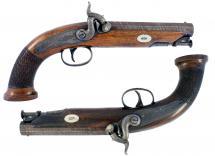 A Superb Pair of Pistols