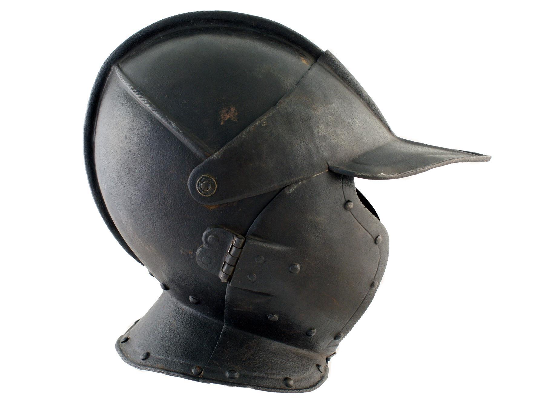 A French Burgonet