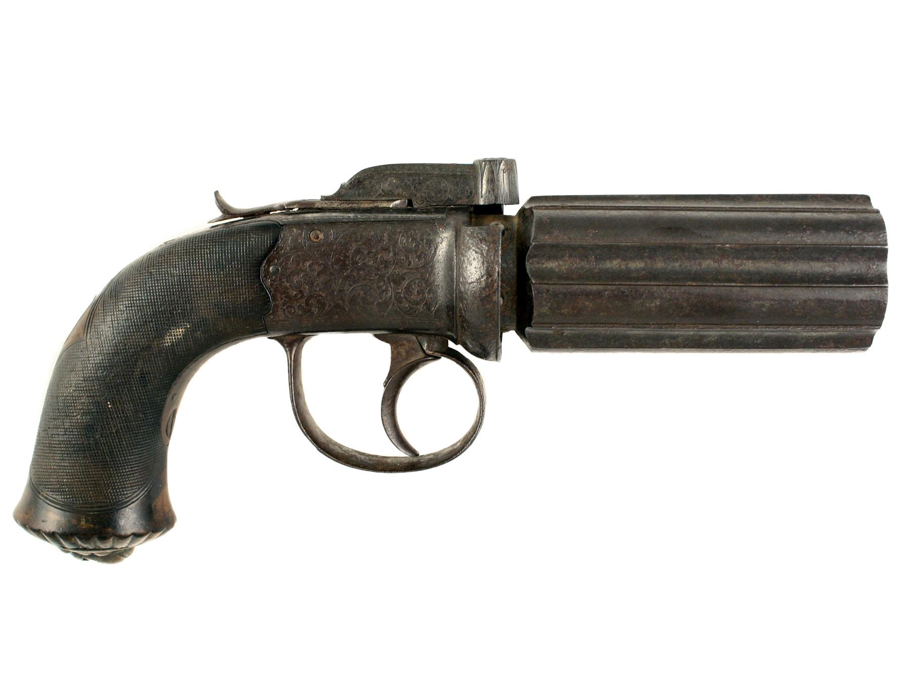 A Pepperbox Pistol