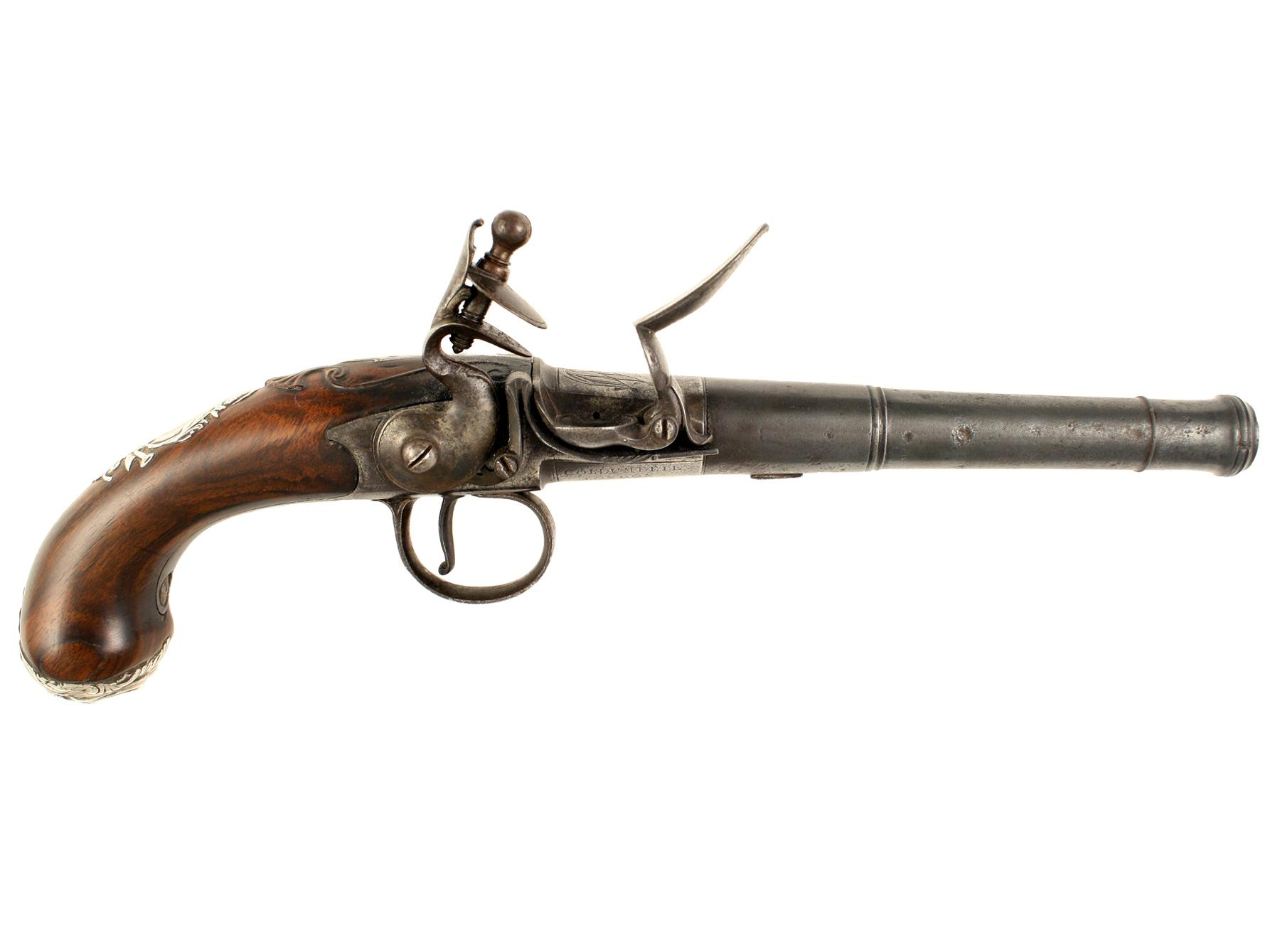 A Queen Anne Pistol