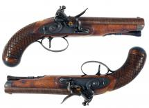 A Magnificent Pair of Pistols