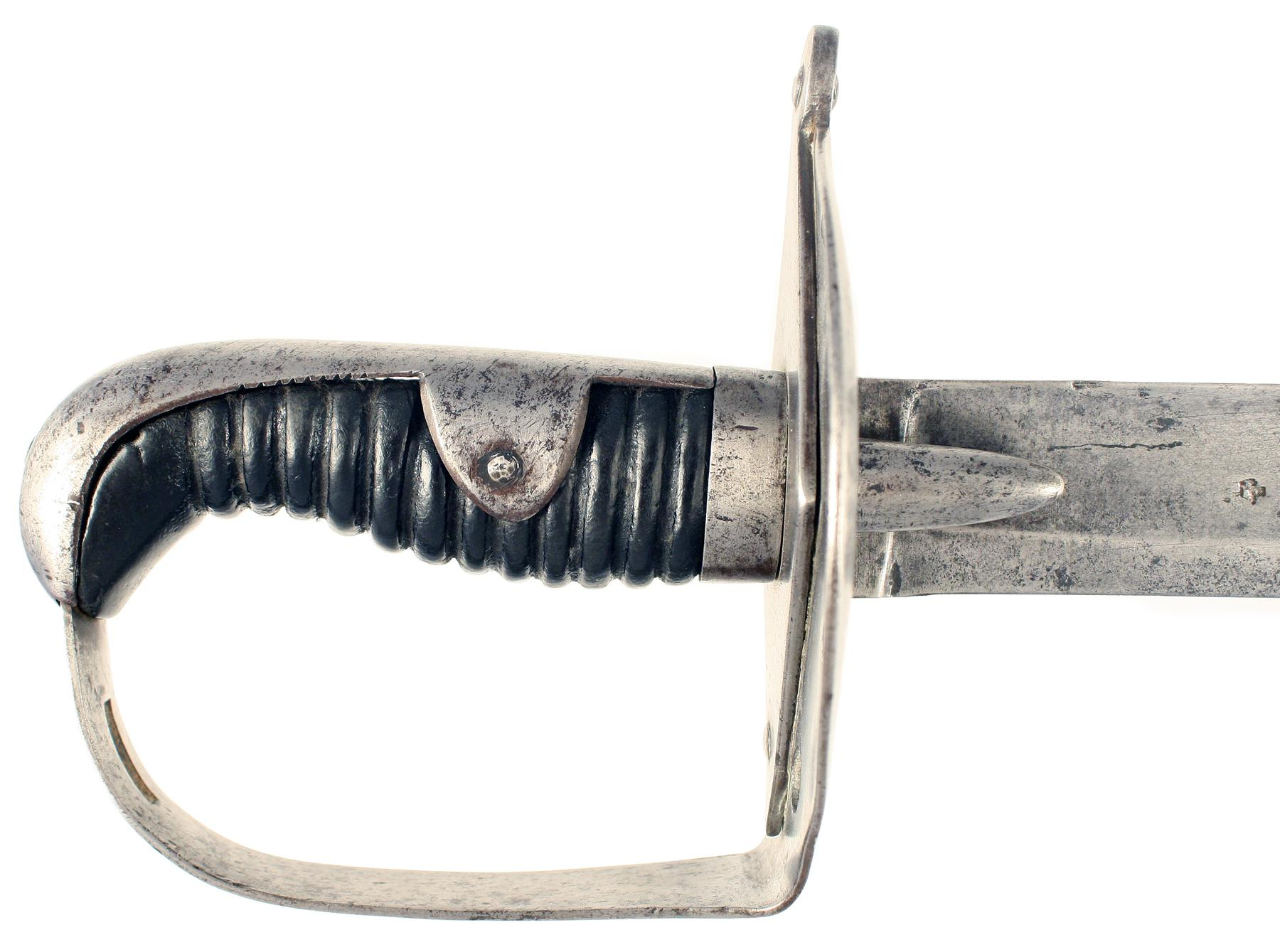 A 1796 Heavy Cavalry Sword