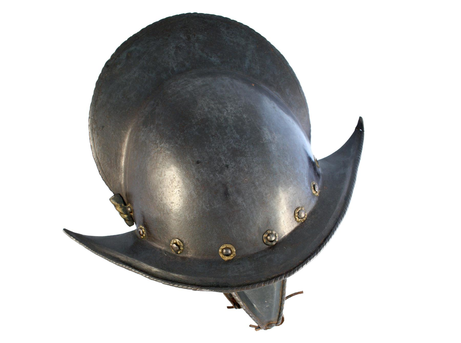 A Combed Morion