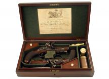 A Cased Pair of Carriage Pistols