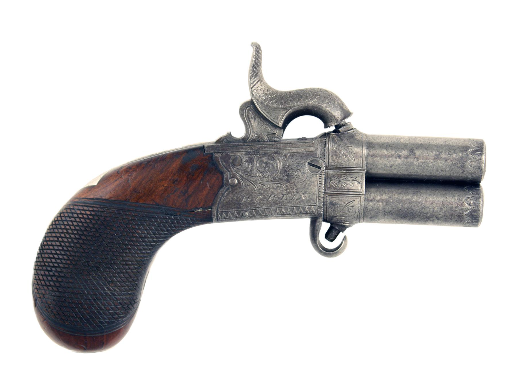 An Irish Turn-Over Pistol