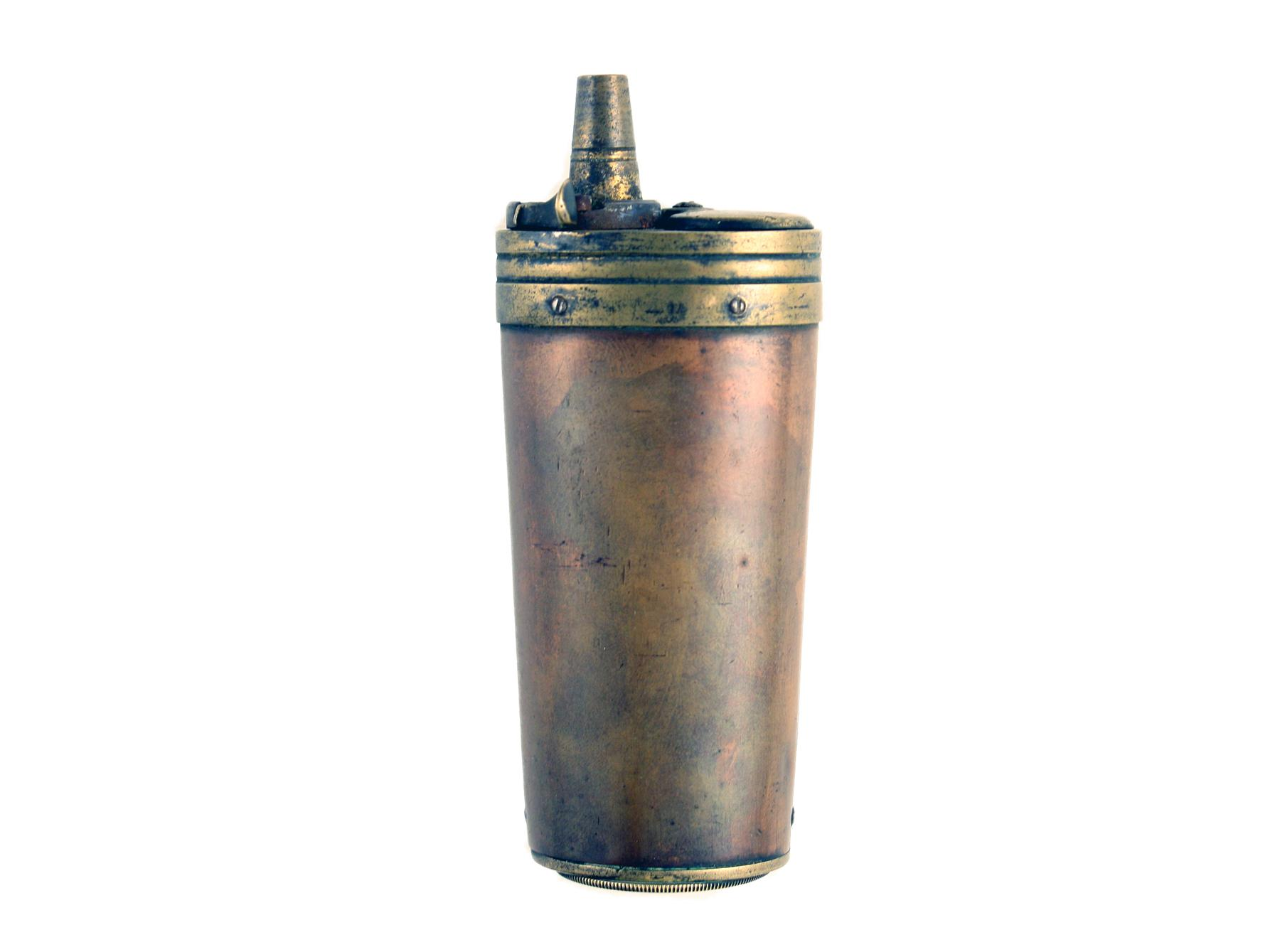A Three-Way Flask