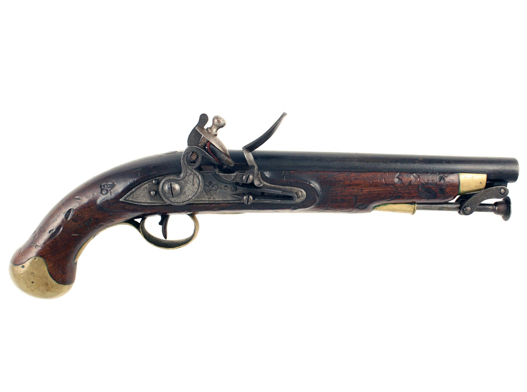 A William IV Sea Service Pistol