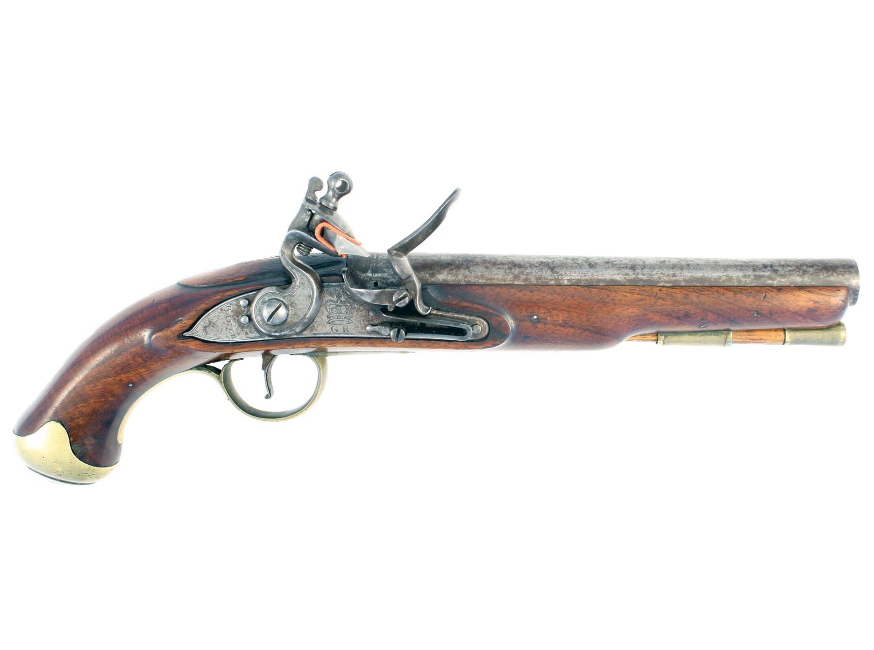 A Light Dragoon Pistol