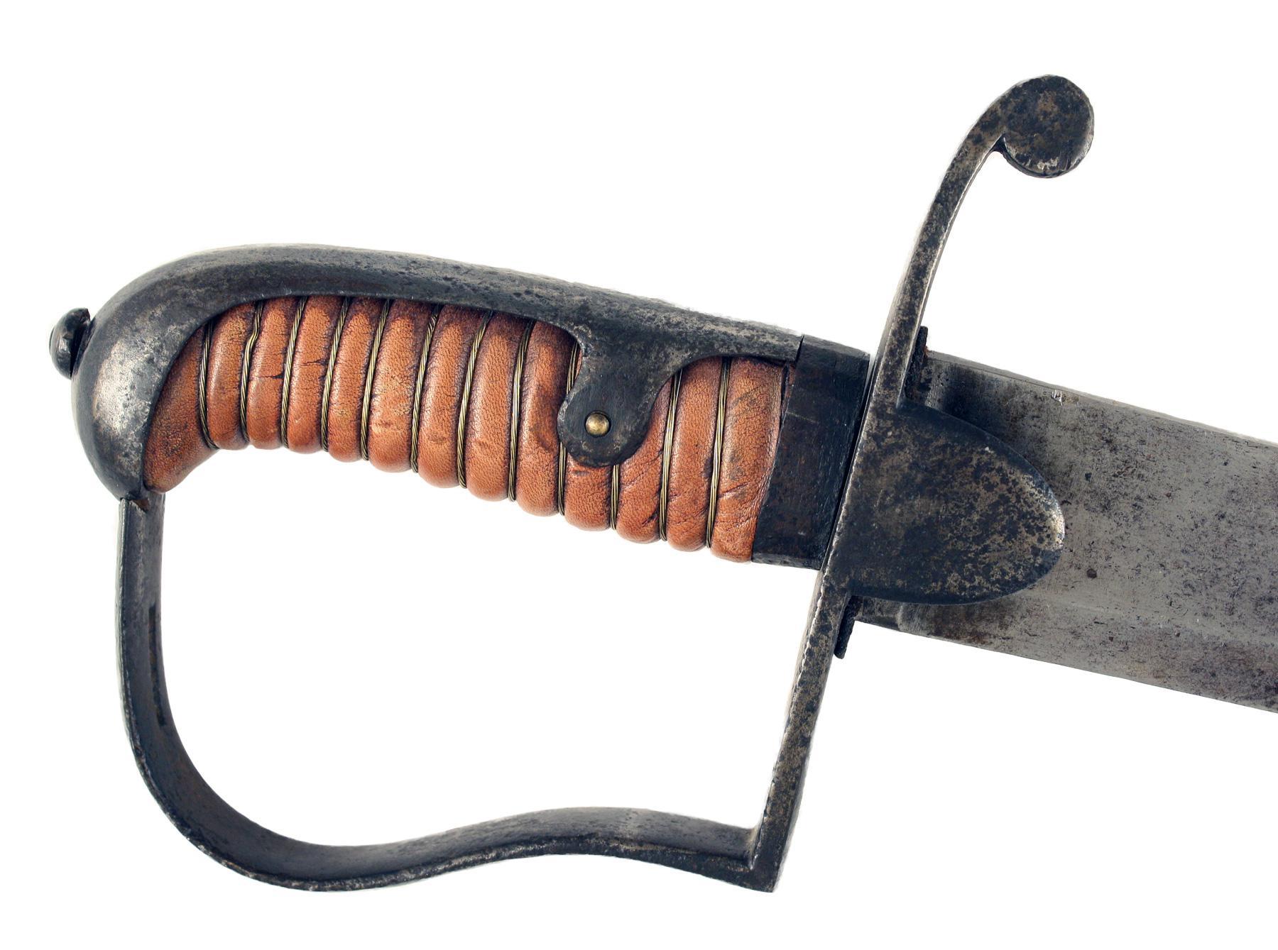 A 1796 Cavalry Sword