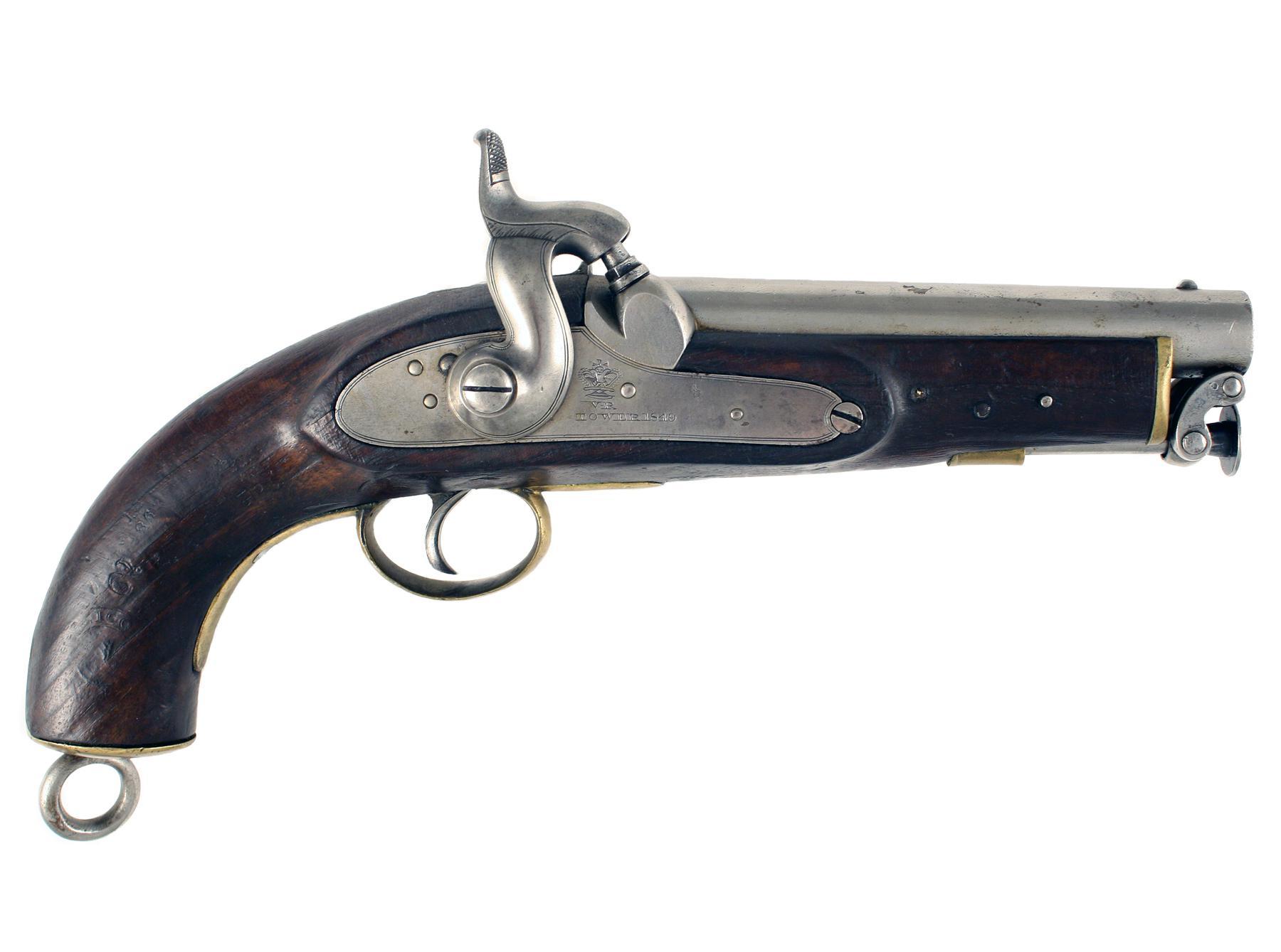A Coast Guards Pistol