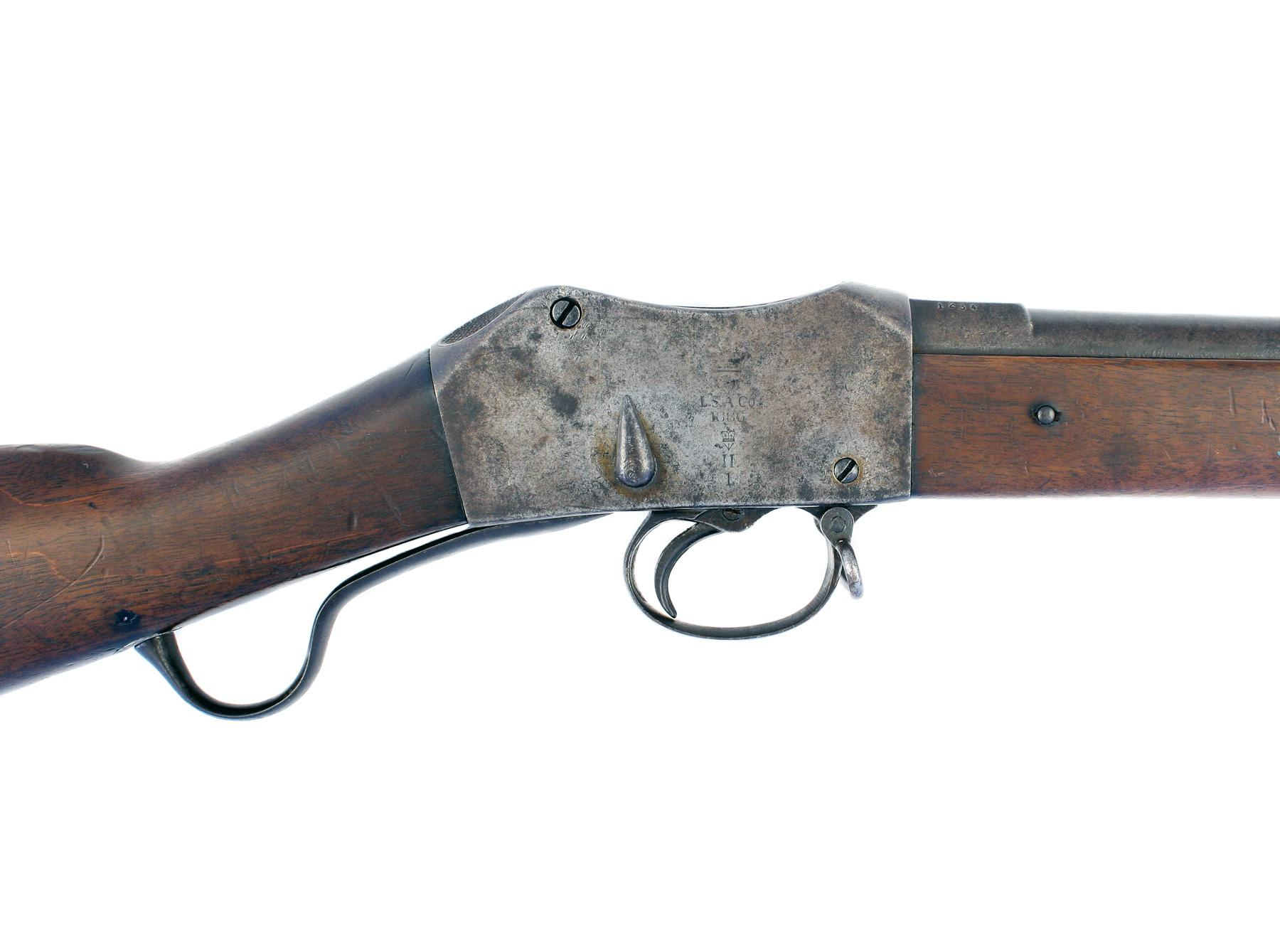 A Martini Henry