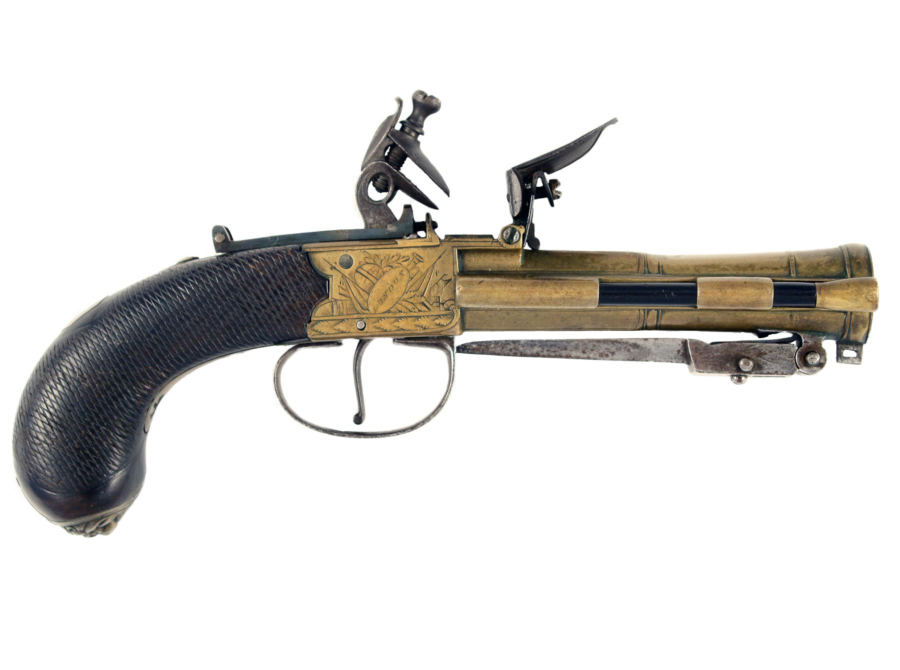 A Blunderbuss Pistol