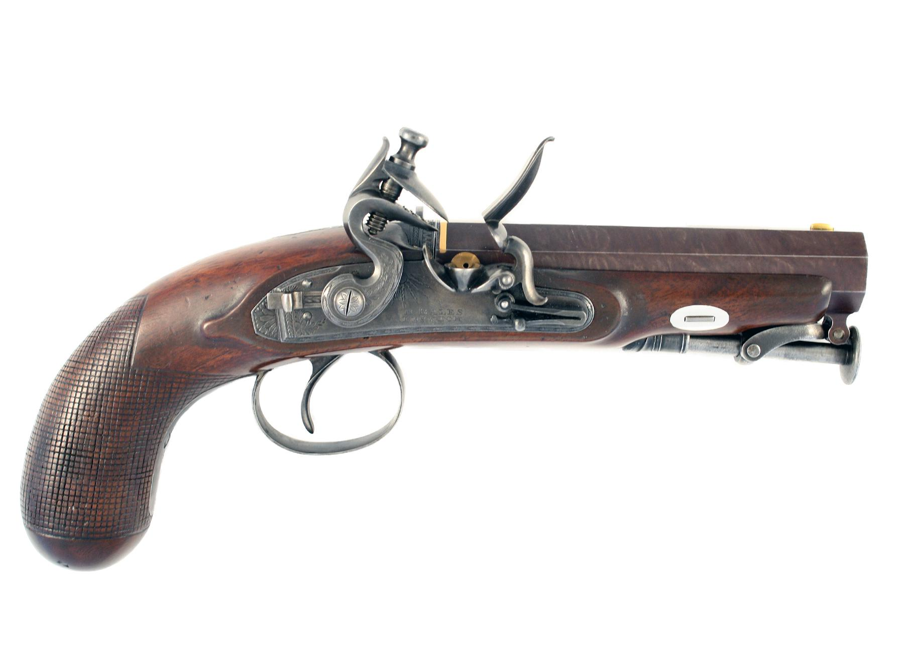 An Overcoat Pistol