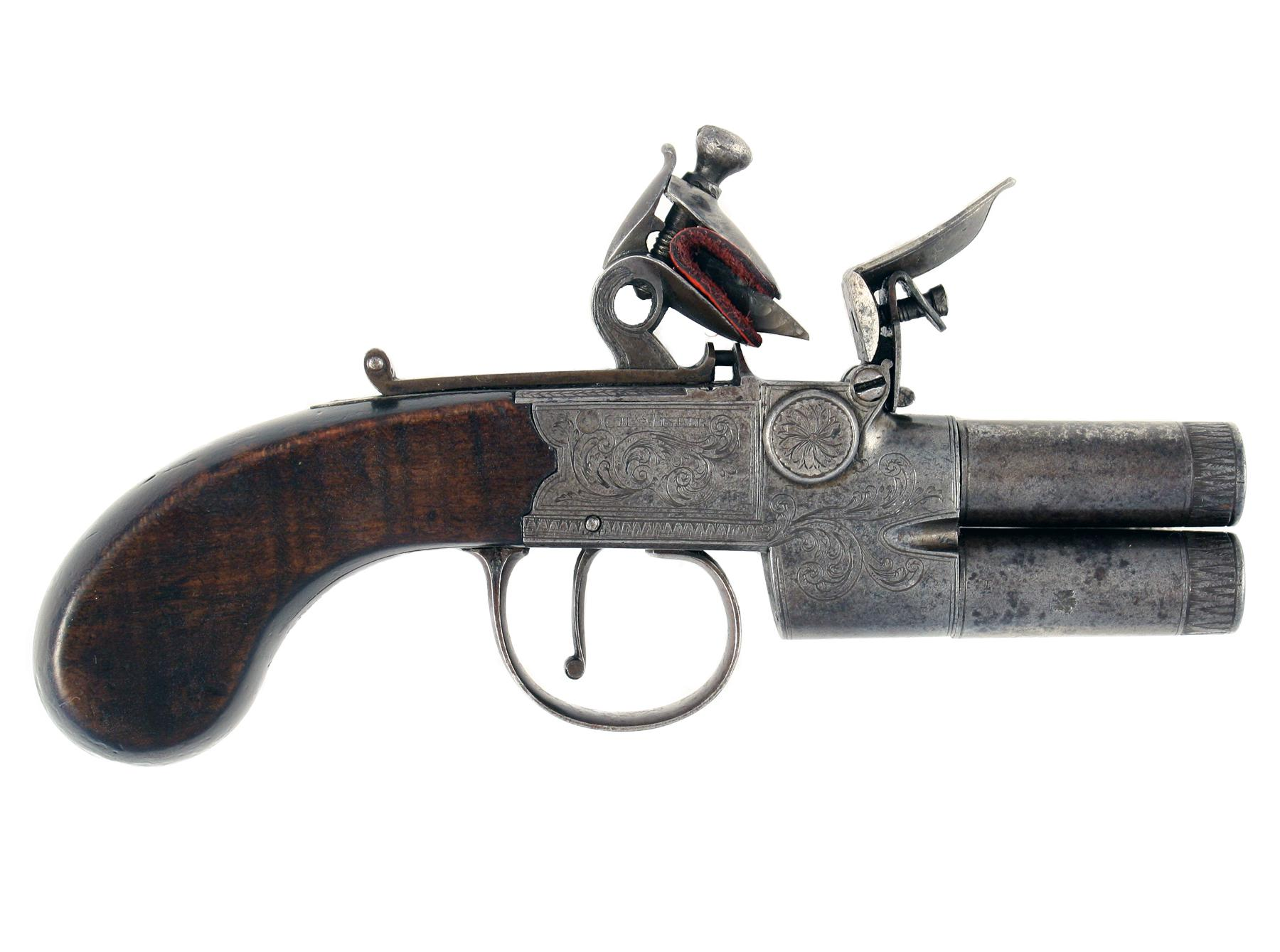 A Tap-Action Pistol