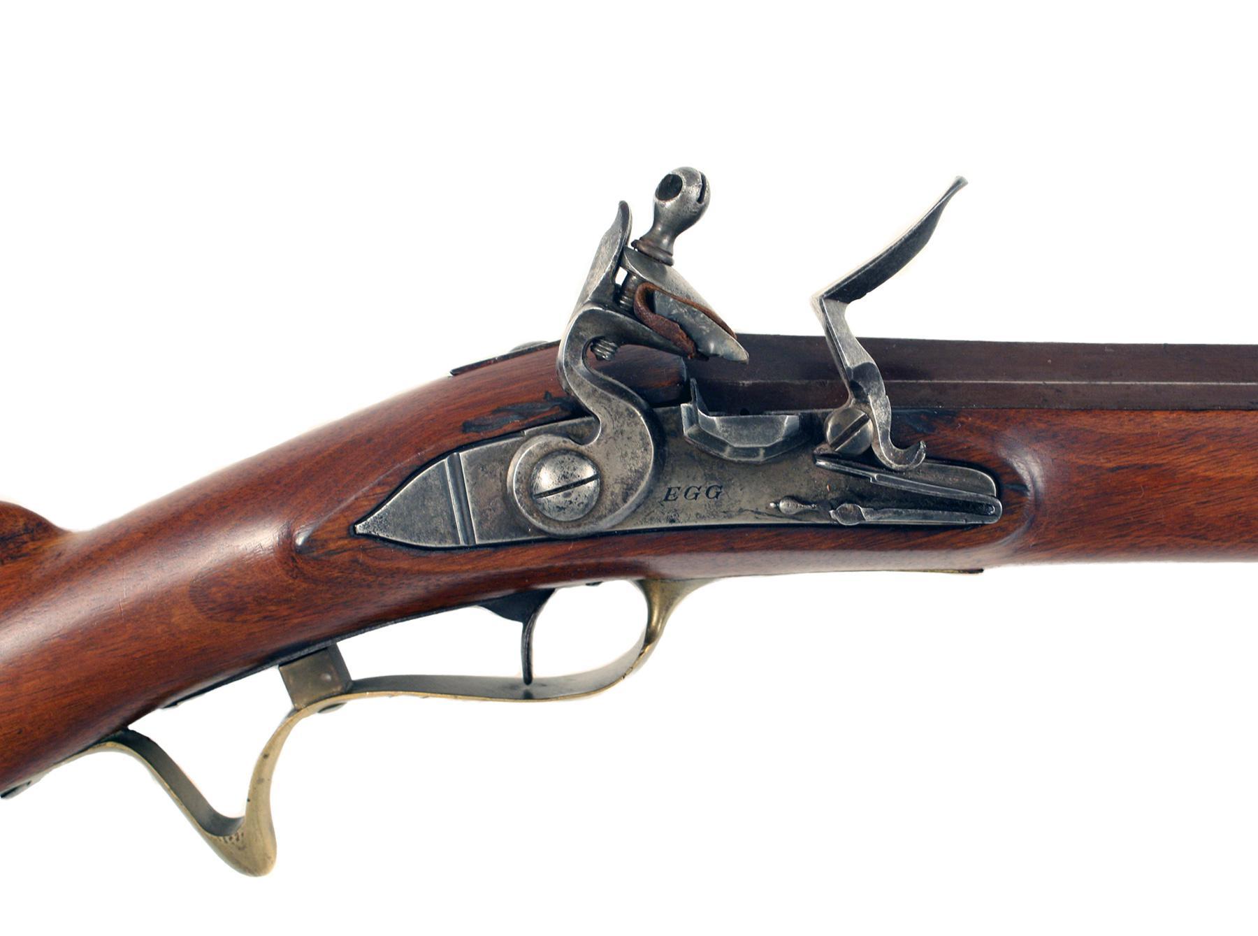 A Rare D.Egg Jager Rifle