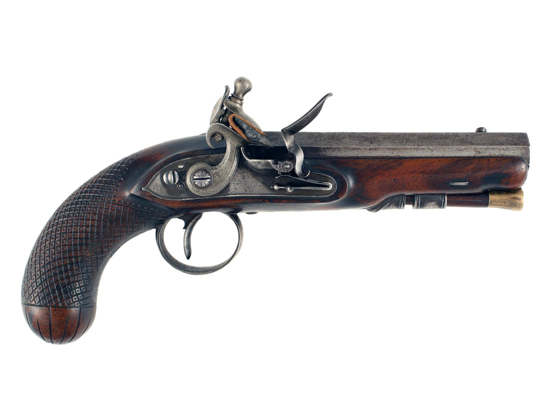 A Mortimer Flintlock