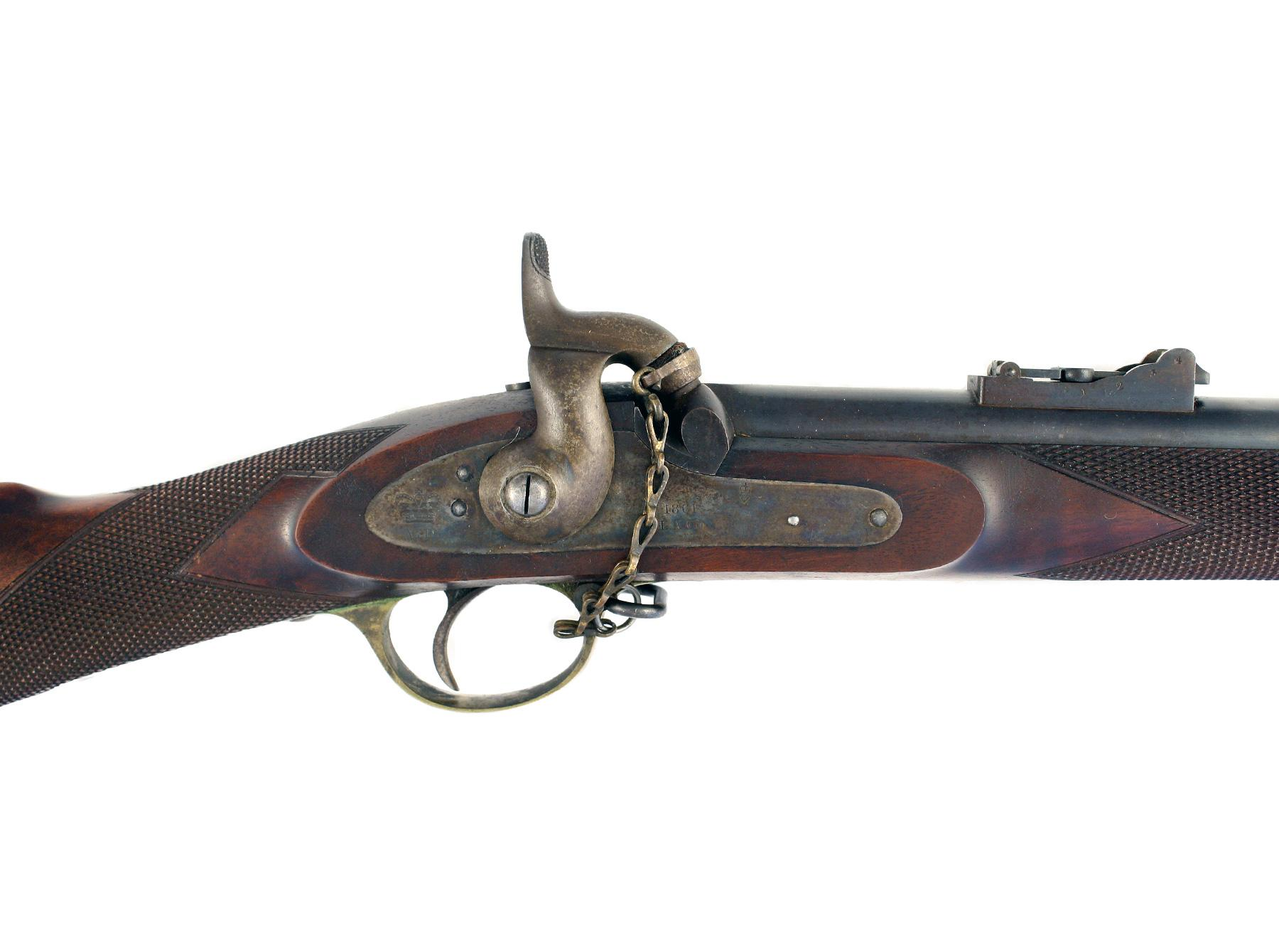 A Cased Presentation Enfield