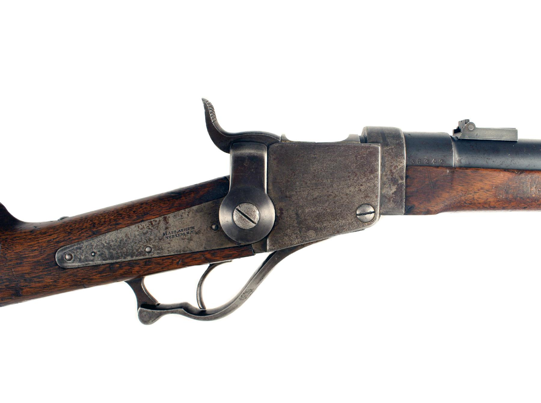 A British Military Starr Carbine