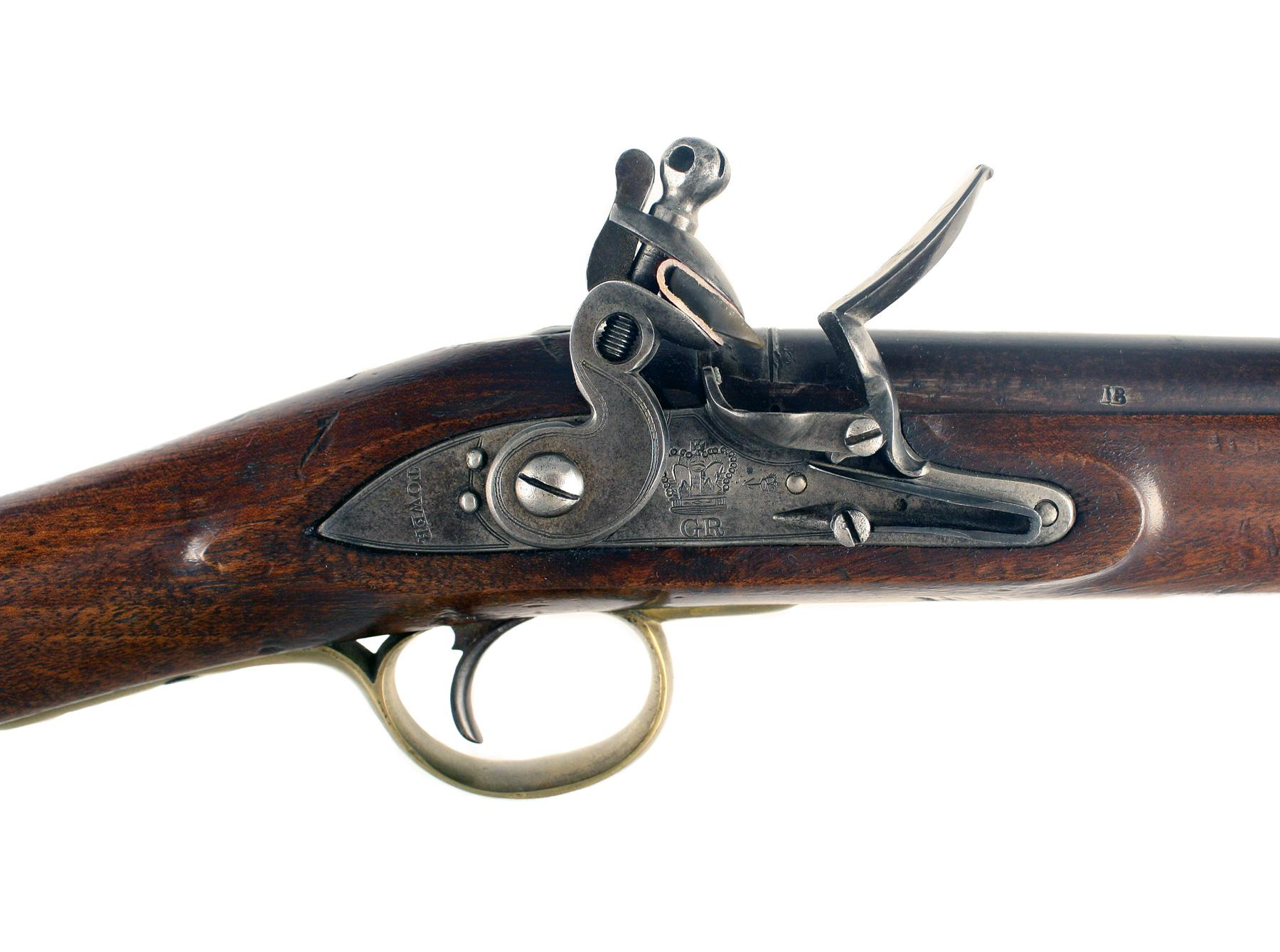 A Mint Paget Carbine