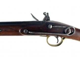 An Outstanding 16-Bore Paget Flintlock Cavalry Carbine