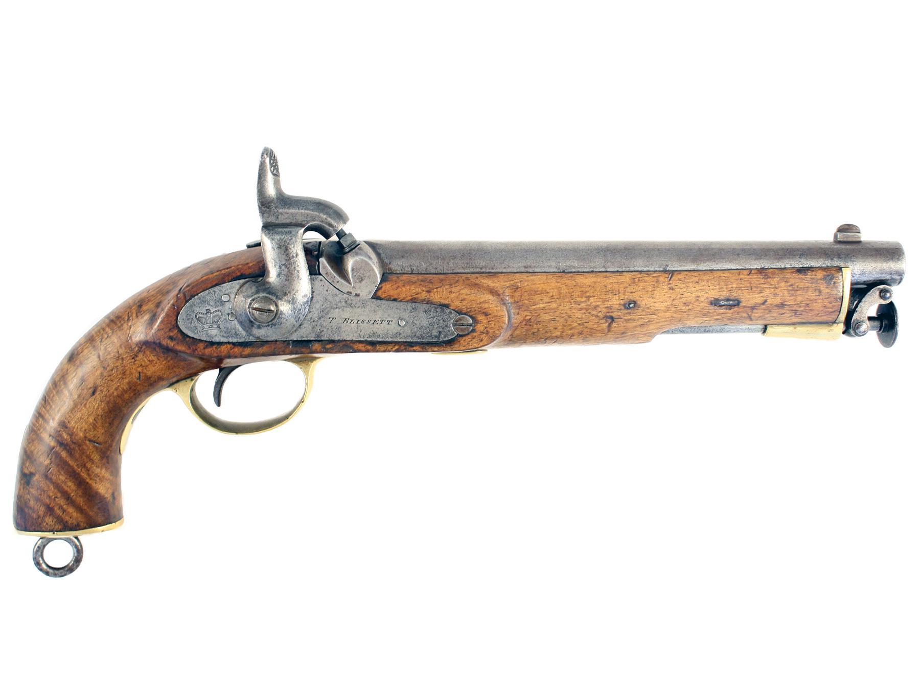 A Rifled Lancer Pistol