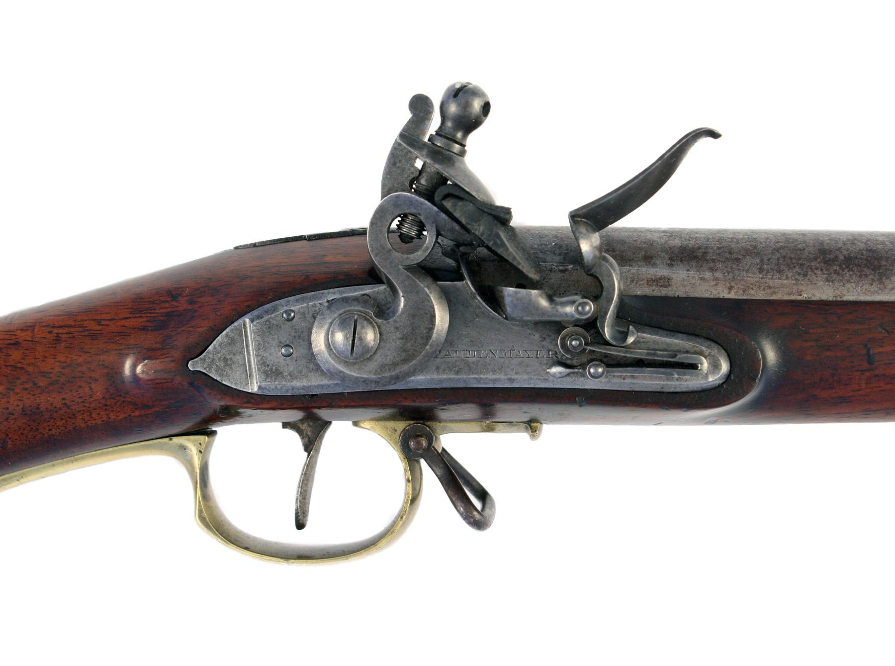 A Baker Rifle by Staudenmayer