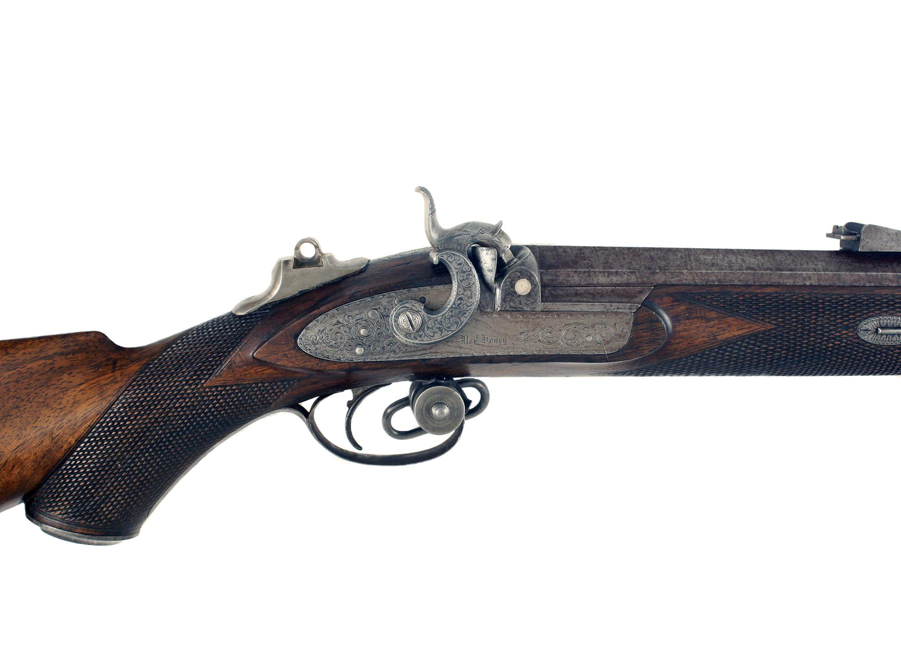 .451 Alex Henry Rifle