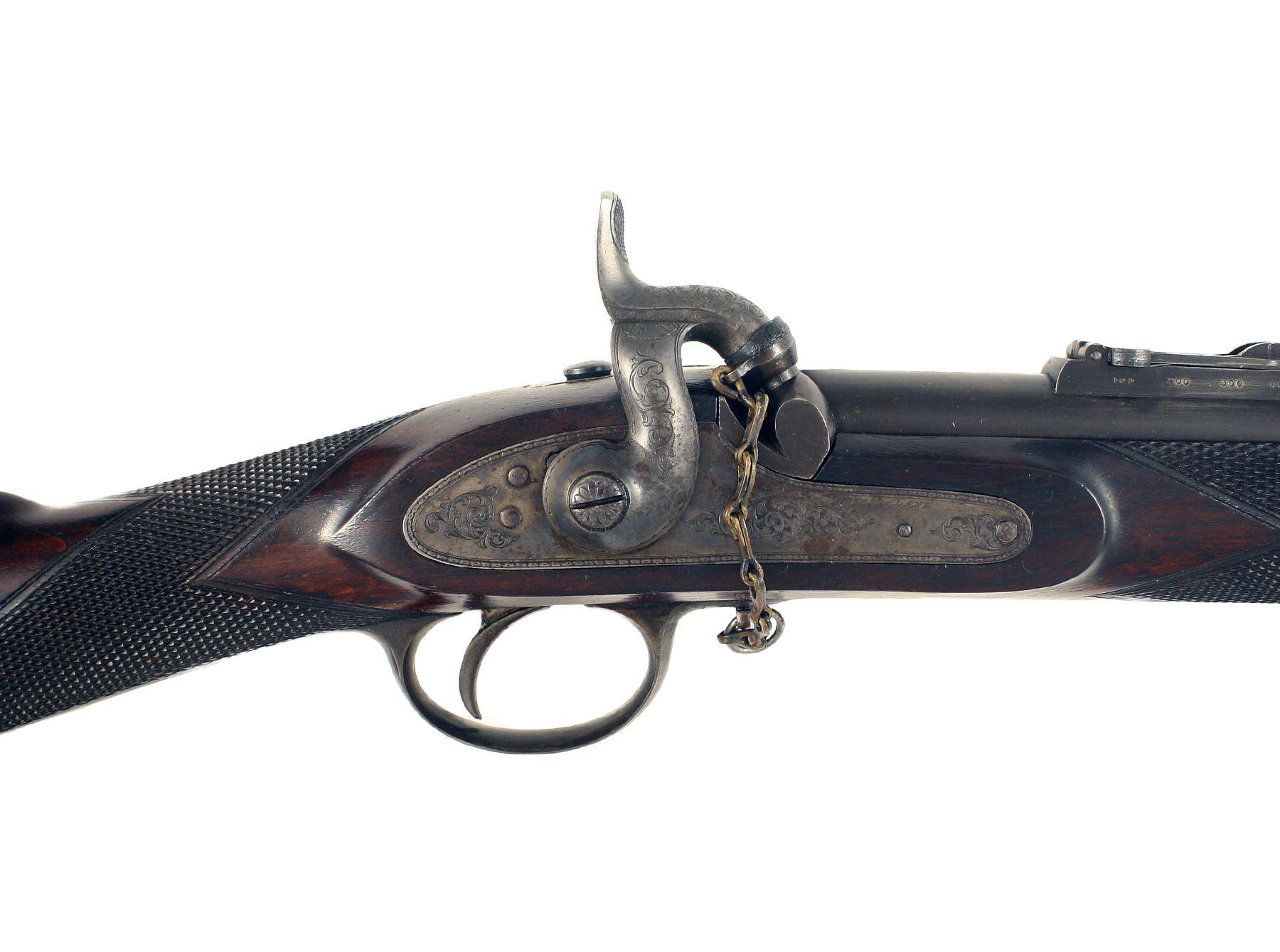 A Military Match Rifle