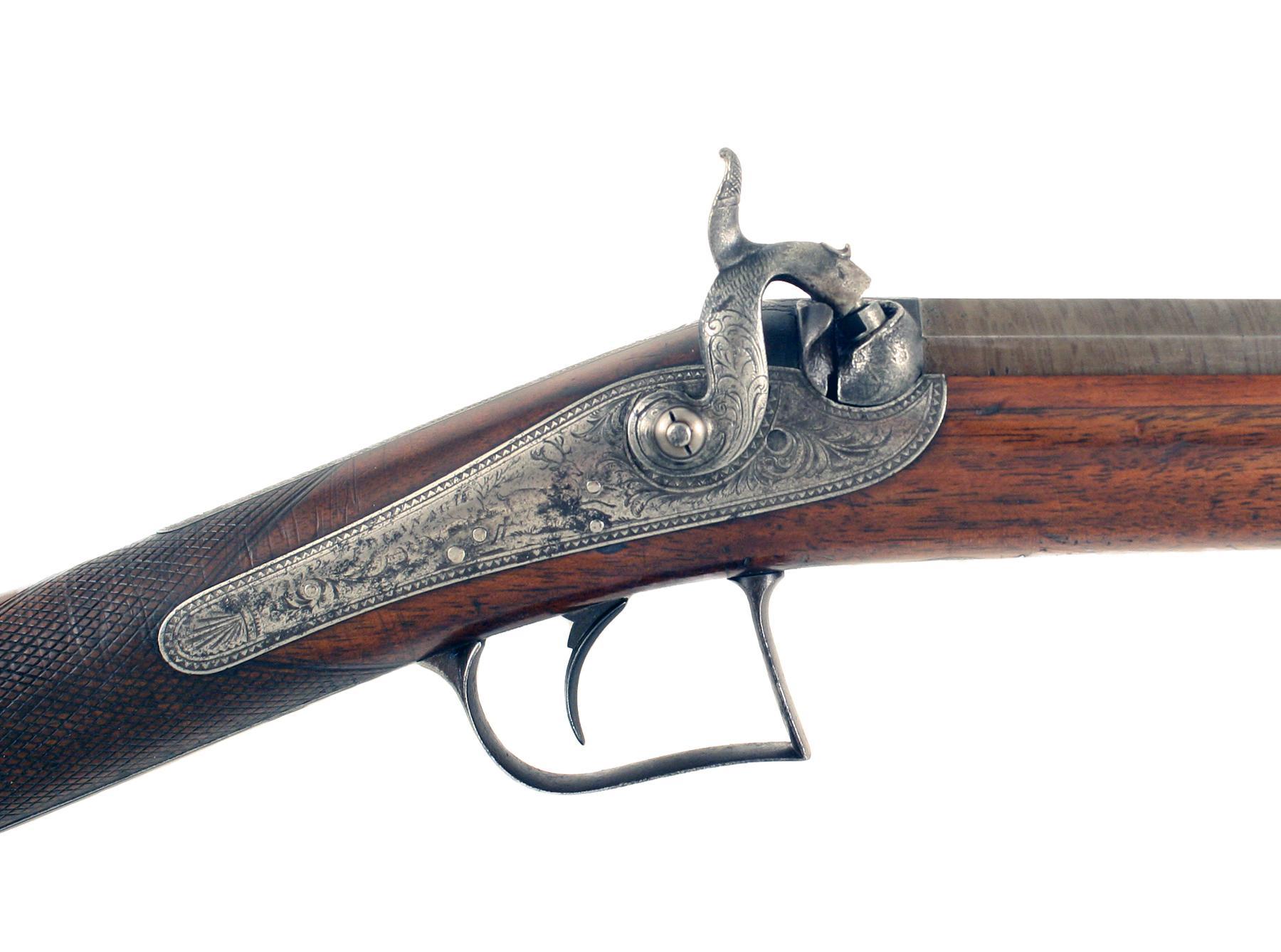 An Irish Percussion Rifle