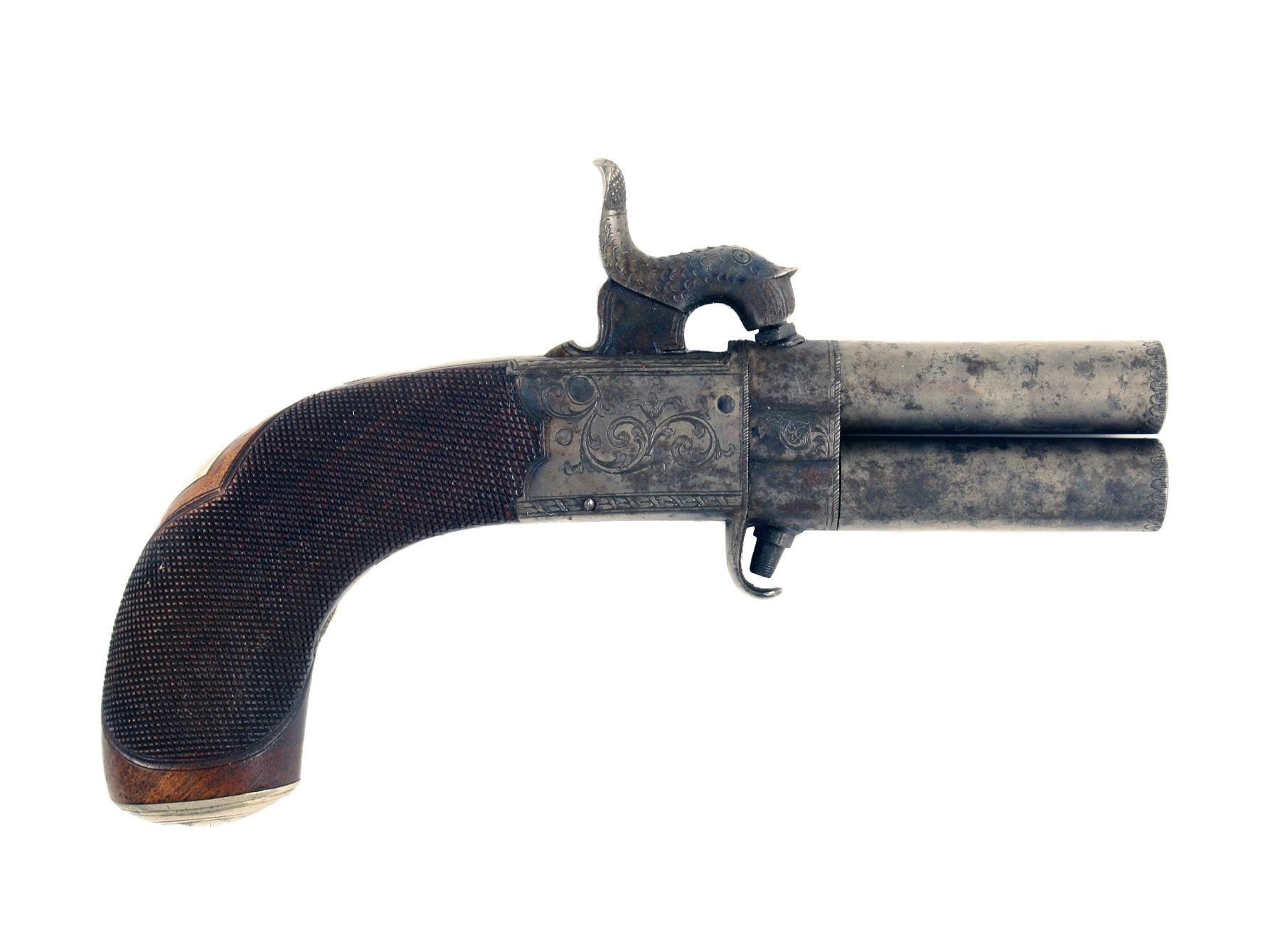 A Turn-Over Pistol
