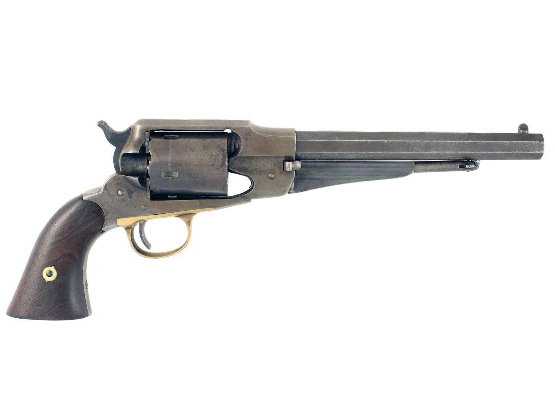 A Remington Rim-Fire Conversion